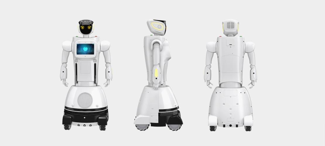 Robot di servizio domestico