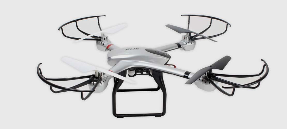 Quadricotteri e Droni