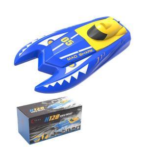 rc barca veloce blu