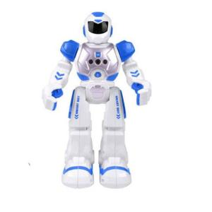 sensore di movimento robot blu