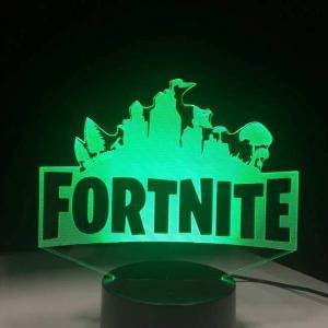fortnite ologramma lampada verde