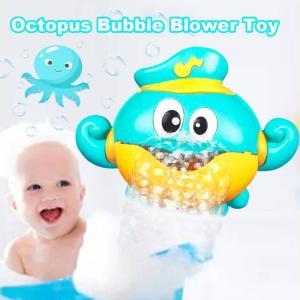 macchina per bolle di polpo