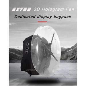 ventilatore portatile per ologrammi in sac