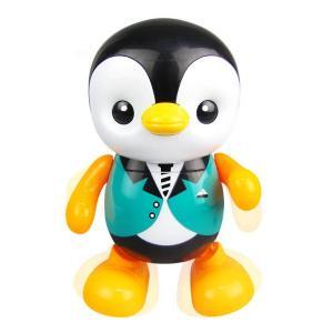 musica che balla il giocattolo del pinguino