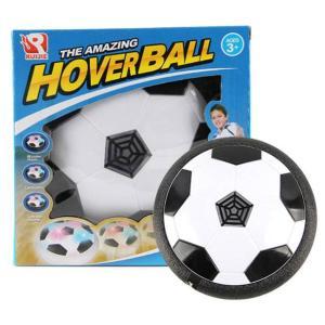 levitazione del disco da calcio con luci pacchetto