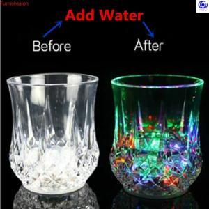 Tazza LED con sensore di liquido