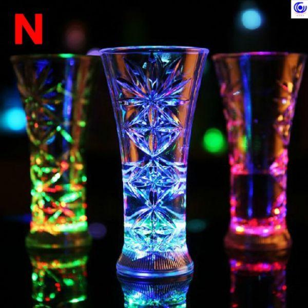 Tazza LED con sensore di liquido- più versioni