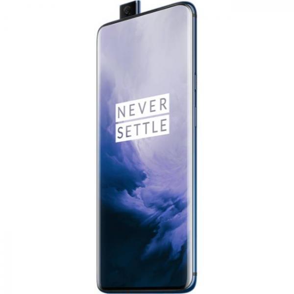 One Plus 7 Smart Phone di seconda mano con capacità di 256 GB - vista frontale