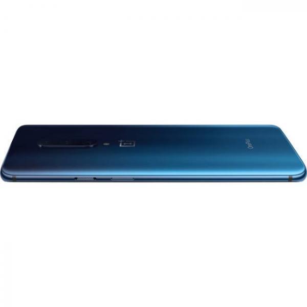 One Plus 7 Smart Phone di seconda mano con capacità di 256 GB - vista laterale