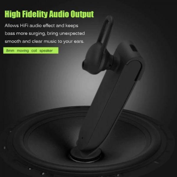 Traduttore vocale in tempo reale in 22 lingue con Bluetooth ed effetto audio Hi-Fi