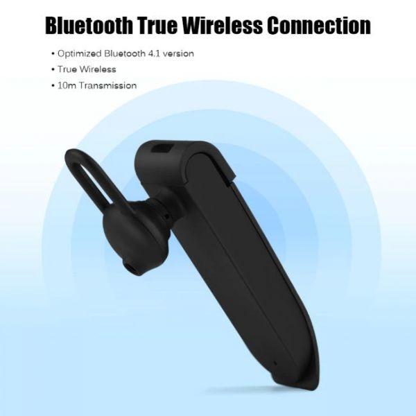 Traduttore vocale in tempo reale in 22 lingue con Bluetooth e connessione wireless