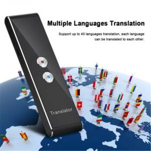 Traduttore in 40 lingue in tempo reale