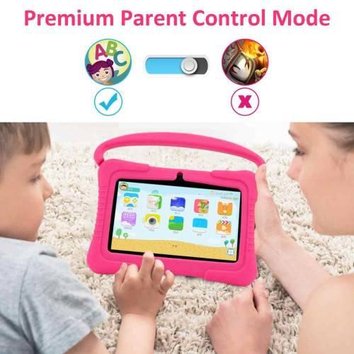 Tablet per bambini che i genitori possono controllare facilmente