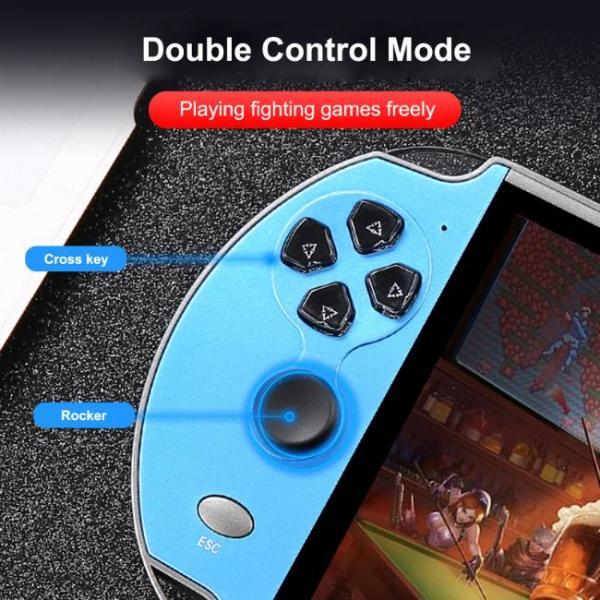 potente console di gioco portatile che supporta i giochi PS1 e SNES che puoi giocare facilmente