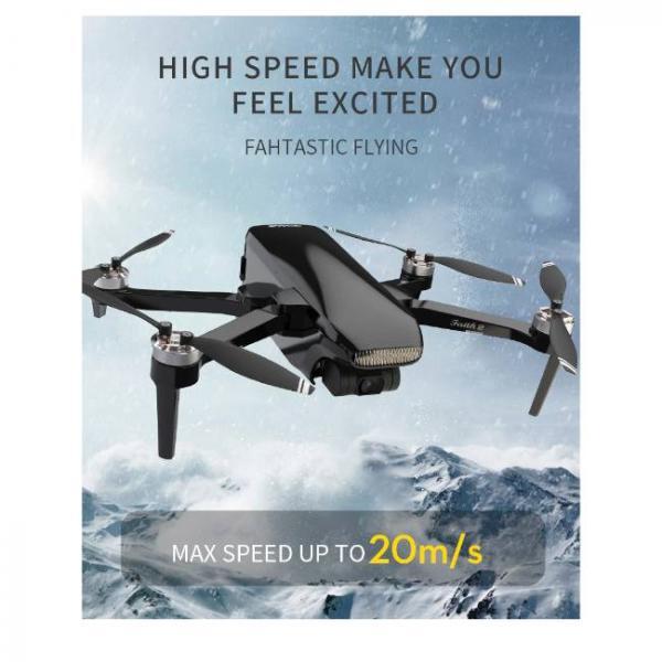 drone durevole e stabile con fotocamera Sony HD e ad alta velocità