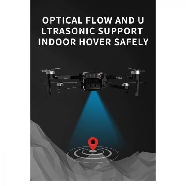 drone durevole e stabile con fotocamera Sony HD e supporto ultrasonico