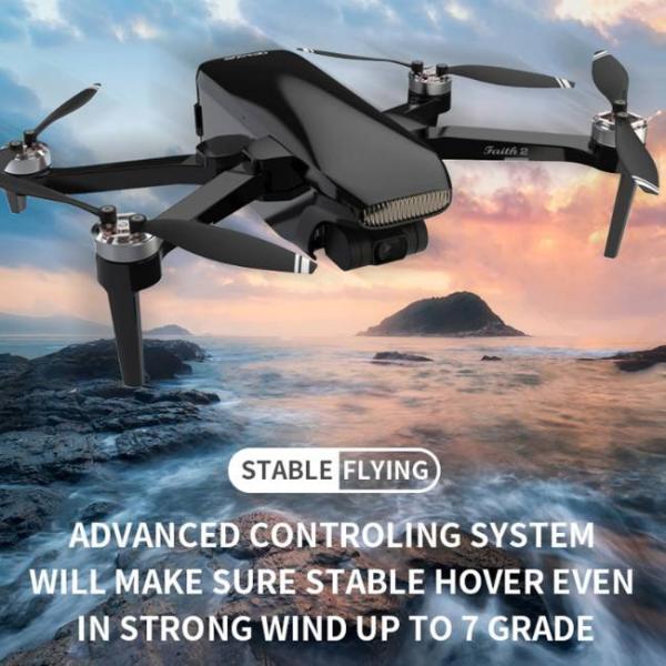 drone durevole e stabile con fotocamera Sony HD e sistema di controllo avanzato