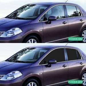 pellicola pdlc intelligente per i finestrini delle auto