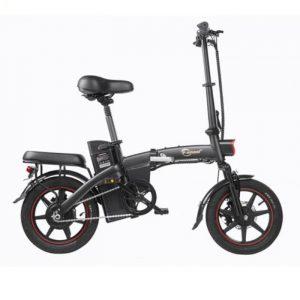 E-bike A5 ad alto chilometraggio e facilmente ripiegabile