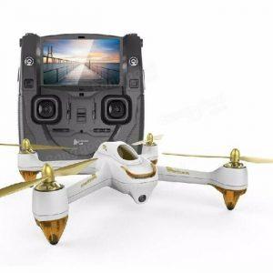 Drone Hubsan H501S con fotocamera Full HD e gimbal a 3 assi