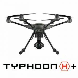 Typhoon H plus è il miglior drone professionale per la fotografia aerea
