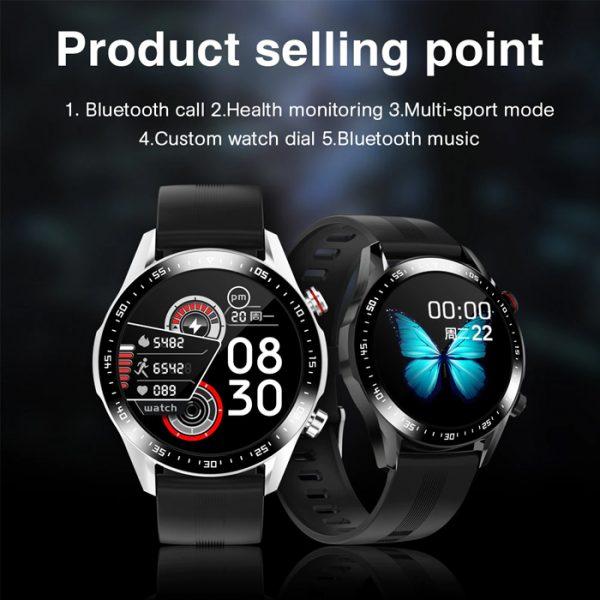 orologio intelligente sportivo completamente impermeabile con vendita di prodotti