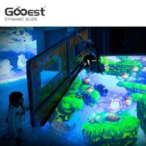 diapositiva interattiva innovativa sull'ambiente verde